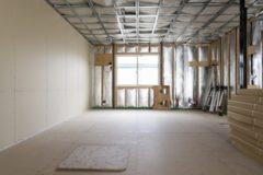 内装断熱工事で快適で安全な室内環境に
